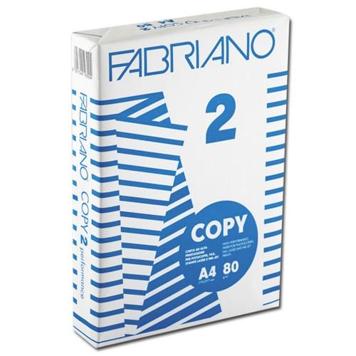 Risma carta A4 80 g/m² bianco 500 fogli