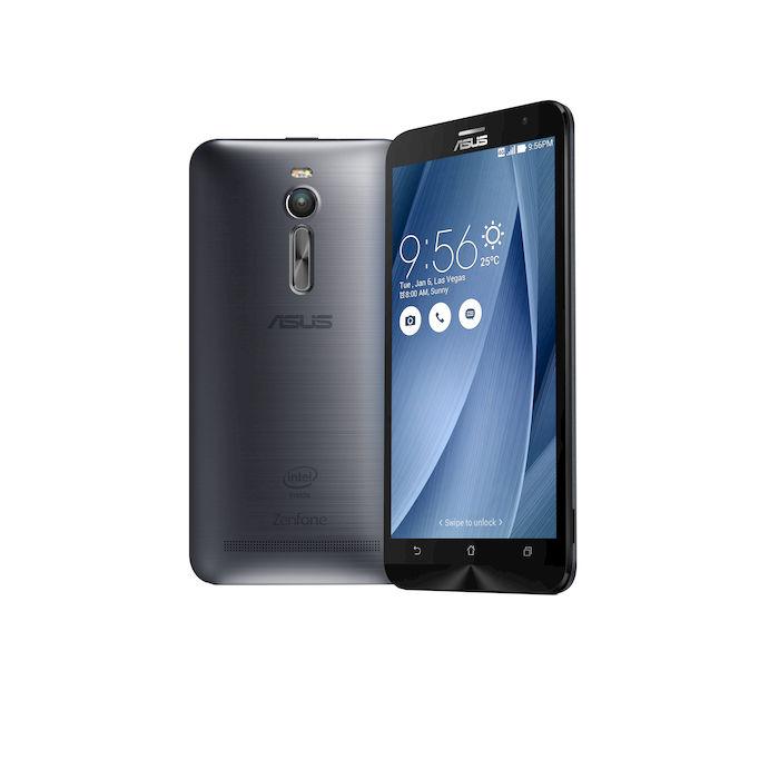 ASUS ZenFone 2 ZE551ML 64GB Silver
